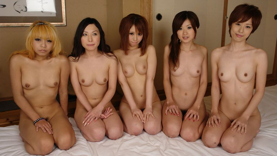 Sexy Korean Girls Naked