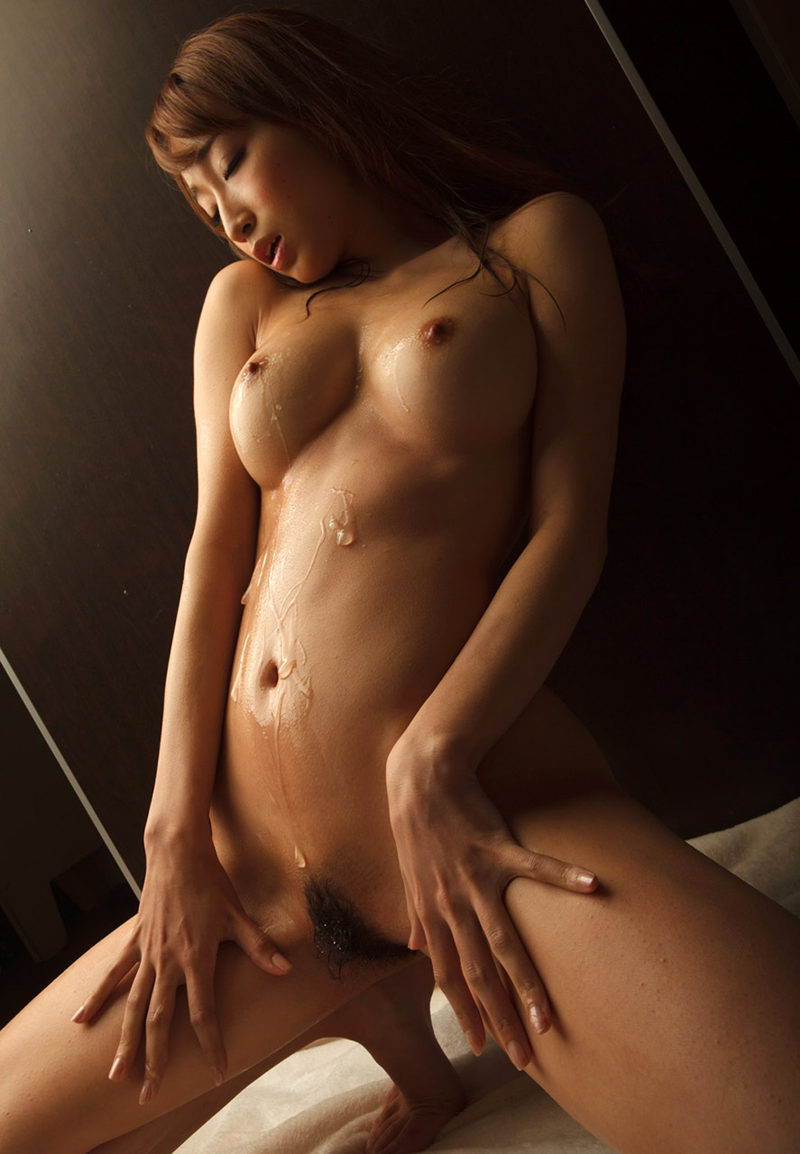 image Horny kurea hasumi on the ground begging for sex