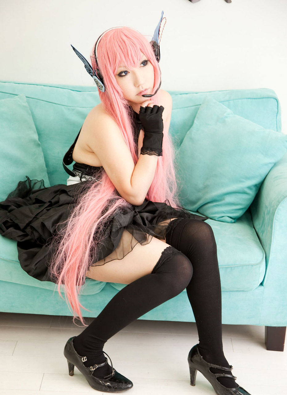 Cosplay nude vocaloid
