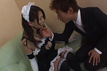 Yuki Touma maid