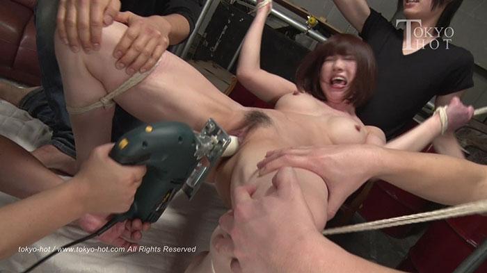 Ryo Tsujimoto porn tube Tokyohot(東京熱)  辻本りょう 鬼逝+鬼縛 - 辻本りょう